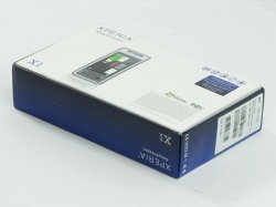 Box SE Xperia X1 CD Cable Manual Driver