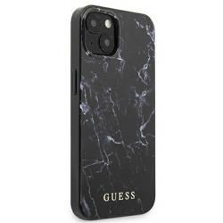 "Guess GUHCP13SPCUMABK iPhone 13 mini 5.4"" black/black hardcase Marble"