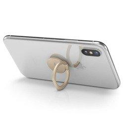 Holder SPIGEN Style Pop Phone Ring Champagne Gold Gold
