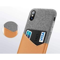 METRO IPHONE Case XS ESR MAX BROWN / GRAY