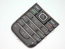 NOKIA 6233 Keyboard Original Black Grade A