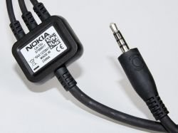 NOKIA TV cable CA-75U Original CA75U N79 N82 N85 N95 N95 8GB N96