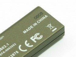 Original M2 USB Card Reader SONY ERICSSON SE CCR-60 Brown