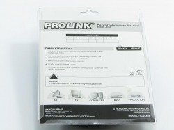 PROLINK Hdmi - DVI Cable 5m TCV8490