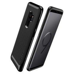 SPIGEN Neo Hybrid Case for Samsung Galaxy S9 + Plus Shiny Black Glass Case SPIGEN