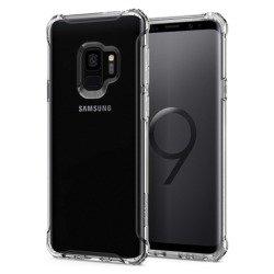SPIGEN Rugged Case for Samsung Galaxy S9 Crystal Transparent Case