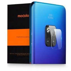Tempered glass MOCOLO Tg + Camera Lens Huawei Mate 20 Pro Clear