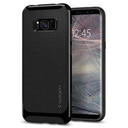 Case SPIGEN NEO Hybrid Samsung Galaxy S8 Shiny Black Case Cover