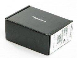 Box BLACKBERRY 9000 Kabel Handbuch Sterwonik