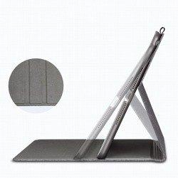 Einfachheit Hülle ESR Apple Ipad 9.7 2017/2018 Hellgrau Grau Fall