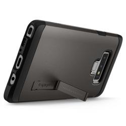 Etui SPIGEN Robuste Rüstung Samsung Galaxy Note 9 Gunmetal Case