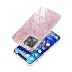 Forcell SHINING Hülle für SAMSUNG Galaxy S22 Ultra rosa