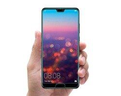 Gehärtetes Glas SPIGEN Glas.tR Slim HD Huawei P20 Pro Vollständige Abdeckung