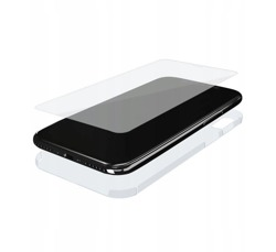 Hülle 3MK Invisiblecase Flexible Glass 3D iPhone X XS