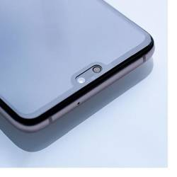 Hybrid GLASS 3MK FG MAX für iPhone XS 11 Pro MAX Schwarz