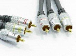 Kabel PROLINK 3RCA - 3RCA 1,2 m TCV5300
