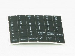 Laptop-Tastaturaufkleber