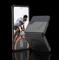 UAG Civilian - Schutzhülle für Samsung Galaxy Flip 3 (schwarz)