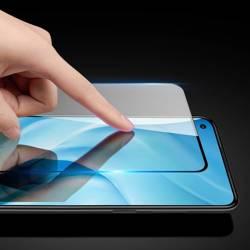 Dux Ducis 9D Tempered Glass wytrzymałe szkło hartowane 9H na cały ekran z ramką Xiaomi Mi 11 Lite 5G czarny (case friendly)