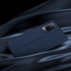 Dux Ducis Skin Pro kabura etui pokrowiec z klapką Vivo V21 5G / V21 4G czarny