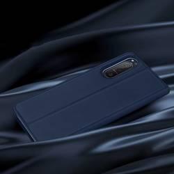ETUI DUX DUCIS Skin Pro kabura etui pokrowiec z klapką Sony Xperia 5 III czarny CASE