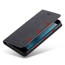 "ETUI TECH-PROTECT WALLET ""3"" GALAXY A52 LTE/5G DARK GREY CASE"