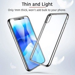 Etui ESR Essential Apple iPhone Xr Silver Srebrne Case