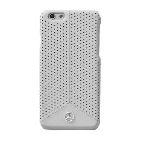 Etui MERCEDES Apple iPhone 6 6S Szary Case