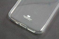 Etui MERCURY Jelly Case LG G5 Przezroczysty Pokrowiec Silikon