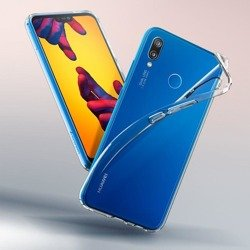 Etui SPIGEN Huawei P20 Lite Nova 3e Liquid Crystal Clear Przezroczysty Case