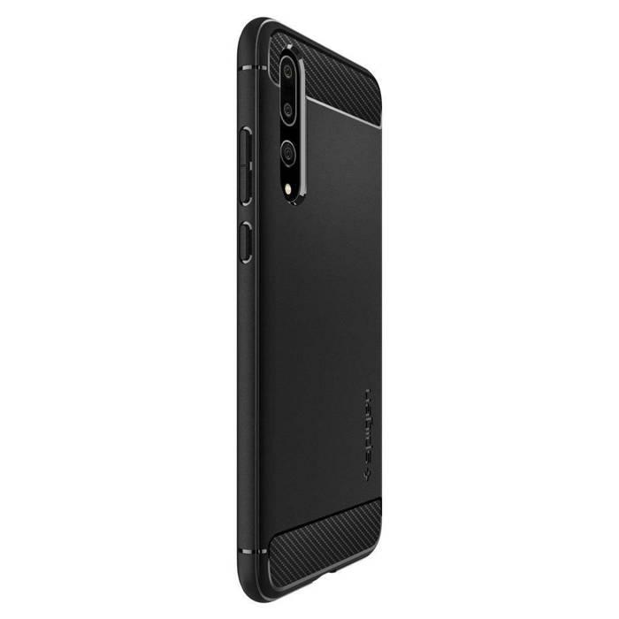 Etui SPIGEN Huawei P20 Pro Rugged Armor Black