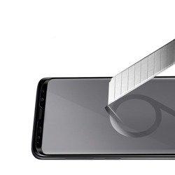 Etui SPIGEN Liquid Air Samsung Galaxy S9 G960 Czarny + Szkło SPIGEN Case
