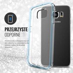 Etui SPIGEN Ultra Hybrid Samsung Galaxy S6 Gunmetal Case