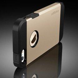 Etui SPIGEN iPhone 5 5S SE Tough Armor Champagne Gold Apple Case