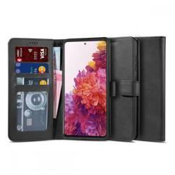 "Etui TECH-PROTECT Wallet ""2"" Galaxy S20 FE Black Czarne Case"