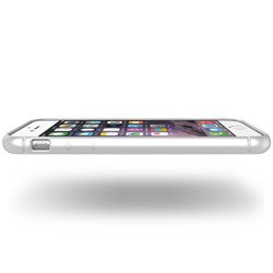 Etui iPhone 6 6S VERUS Crystal Mixx White Jak Spigen SGP