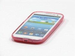 Futerał SAMSUNG Galaxy S3 Siii I9300 Pokrowiec Różowy
