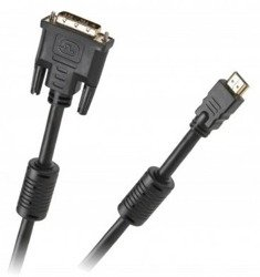Kabel DVI - Hdmi 1.8M Cabletech