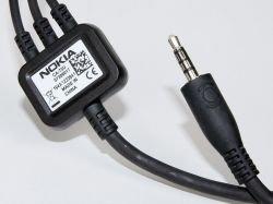 Kabel NOKIA TV CA-75U Oryginał CA75U N79 N82 N85 N95 N95 8GB N96