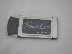 Karta Wi-fi Pcmcia Sparklan WL-211F