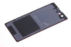 Klapka Baterii SONY Xperia Z1 Compact Oryginalna Grade A Różowa