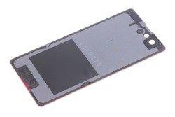 Klapka Baterii SONY Xperia Z1 Compact Oryginalna Grade B Różowa