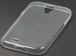 Pokrowiec Żelowy Ultra Cienka Samsung Galaxy S4 I9500 Przeźroczysty