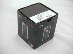 Pudełko LG KF600 CD, kabel