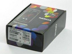 Pudełko NOKIA 5800 Xpressmusic  Sterowniki Kable Instrukcja