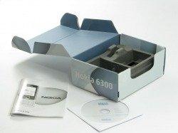 Pudełko NOKIA 6300 Sterowniki  Instrukcja