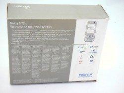 Pudełko NOKIA N73 CD, Kabel