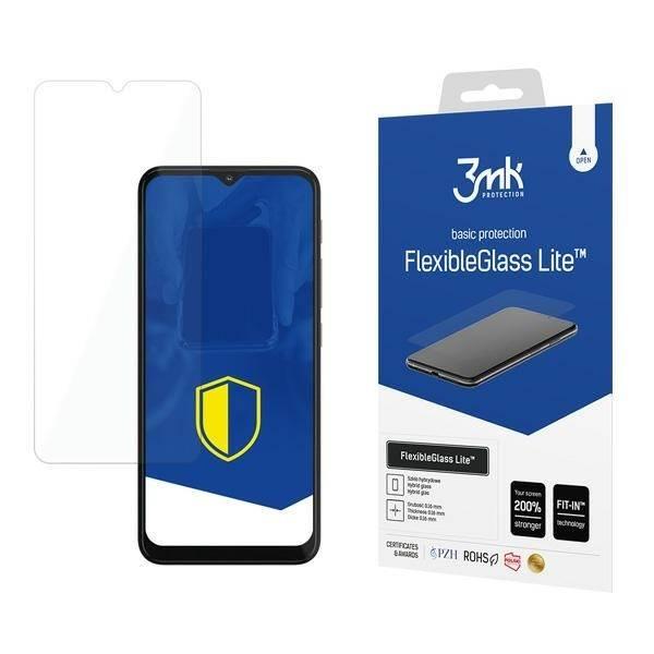 Szkło Hybrydowe 3MK Motorola Moto G10 FlexibleGlass Lite