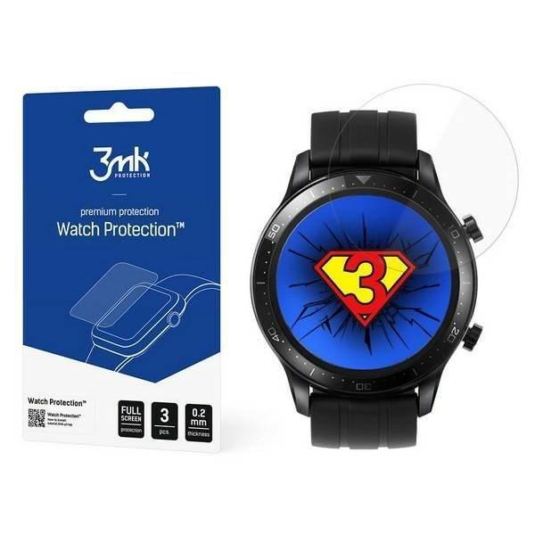 Szkło Hybrydowe 3MK Realme Watch S Pro FlexibleGlass