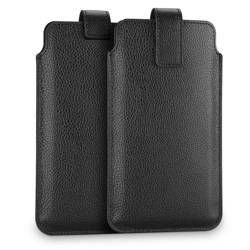 TECH-PROTECT SM65 UNIVERSAL PHONE POUCH 6.0-6.9 INCH BLACK